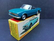 Vintage - PEUGEOT 504 CABRIOLET -1:43 DINKY TOYS FRANCE 1423 Come Nuova / As New