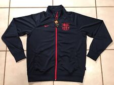 NWT NIKE FC Barcelona Soccer Jacket Men's Large