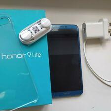 "Honor 9 Lite Dual SIM Smartphone, Android, 5.65"", 4G LTE, Unlocked, 32gb"