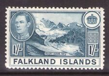 FALKLAND ISLANDS GEORGE VI SG158a second ptg. 38 lightly hinged.