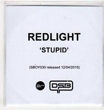 (EV630) Redlight, Stupid - 2010 DJ CD