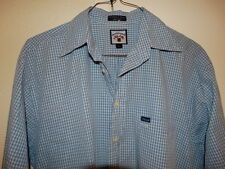 Faconnable   Men's  Dress SHIRT   Sz. L  34-35