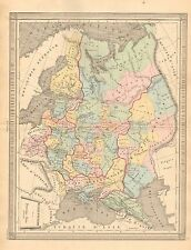 1875 CA antique-La Russie en Europe