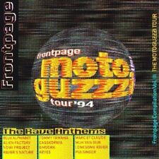 Frontpage Compilation 3-Motoguzzi Tour '94 Blue Alphabet, Now! Project, R.. [CD]