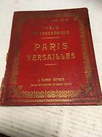 Paris Versailles * Album Photographique* Vtg Preowned