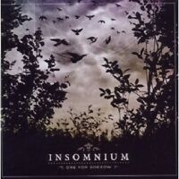 """INSOMNIUM """"ONE FOR SORROW"""" CD NEW+"""