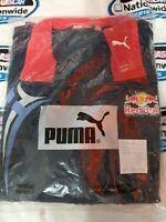 Red Bull Racing F1 Nascar Team Issued Zip Up Puma Sweatshirt XXL Vickers Kahne