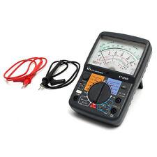 KT8260L Test Pen Analog Multimeter ACV/DCV/DCA/Electric Resistance Tester