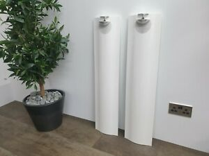 RARE Bang & Olufsen / B&O BeoLab 12-3 Active Stereo Loudspeakers in White