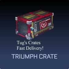 [Rocket League Xbox One] 30x Triumph Crates (IN STOCK FASTEST DELIVERY ON EBAY)
