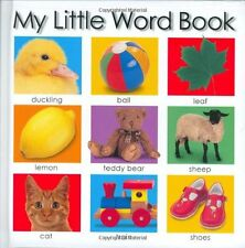 My Little Word Book (My Little Books) by Roger Priddy