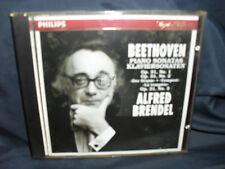 Beethoven – Piano Sonatas Op. 31 Nos. 1-3 -Alfred Brendel
