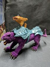 2001 He Man Battle Panther Action Figure