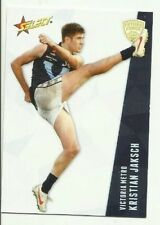 2012 AFL SELECT FUTURE FORCE CARLTON KRISTIAN JAKSCH #61 COMMON CARD FREE POST