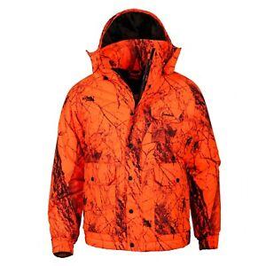 Gamehide Insulated Blaze Orange Deerhunter Parka