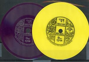 [20425] Bhutan 1973 : Good Set Very Fine Adhesive Airmail Stamps -$210