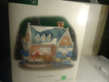 Dept 56 Christmas In The City - Baker Bros Bagel Bakery 58920 Factory Brand New