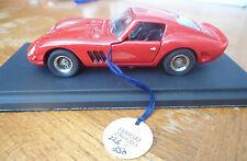 Maisto1963  FERRARI 250 GTO Ferrari Historic Challenge 1997 Gift box 223 of 350