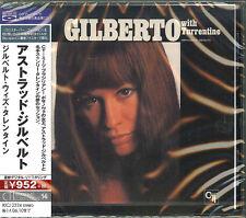 ASTRUD GILBERTO-GILBERTO WITH TURRENTINE-JAPAN BLU-SPEC CD B50
