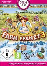 FARM FRENZY 3 | Exotische Fortsetzung des Kult-Spiels! | PC | NEU & SOFORT