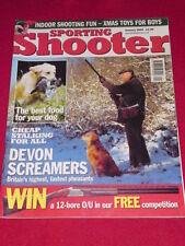SPORTING SHOOTER - DEVON SCREAMERS - Jan 2005 # 15