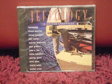 JEFFOLOGY-GUITAR CHRONOCLE - TRIBUTO A JEFF BACK - CD SIGILLATO