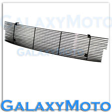 97-98 Ford Expedition+F150 Glossy Black 4mm Billet Grille Insert Phat Cutout