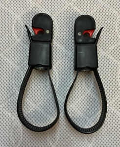 Lascal Buggy Board Connector Straps With Heads - Uncut