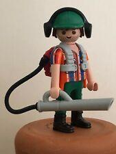 PLAYMOBIL Figure Série 10 Personnage + Accessoires Le Jardinier