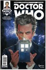 Doctor Who, The Twelfth Doctor, Year 3 #4 - Titan 2017, Cover A