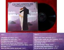 LP Georg Kreisler: Liebeslieder am Ultimo (Intercord 160 120) D 1979