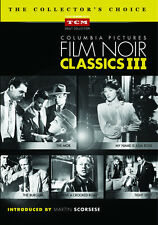 Columbia Pictures Film Noir Classics III Collection (5-Disc DVD) Mob/Tight Spot+