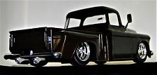 Truck Pickup Ford 1 1950s Hot Vintage Rat Rod Car F150 18 Carousel Chocolate 24
