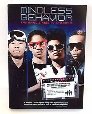 Mindless Behavior All Around the World Rise To Stardom DVD 2013 Movie New Sealed