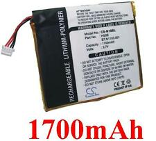 Batería 1700mAh tipo H50B SX042 BT.N1103.001 Para Acer N10