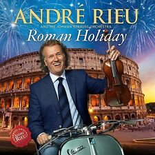 ANDRE RIEU ROMAN HOLIDAY CD & DVD (November 13th 2015)