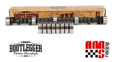 LUNATI BOOTLEGGER XXX12224HLK CHEVY SBC 269/296 HYD FLAT CAMSHAFT & LIFTER KIT