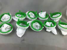 10 x Simpson EZIset Washing Machine Lint Filter Bag SWT554 SWT5541 SWT5542