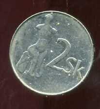SLOVAQUIE  2 koruna 1995