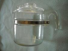 Lid & Pot Part for Pyrex Glass Coffee Pot #7756-B 6 Cup Replacement