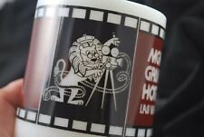 Mgm Grand Hotel Las Vegas Coffee Tea Mug Milk Glass Vintage Collectible Mid 70s