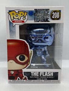DC Justice League Funko Pop - The Flash #208 - Brand New in Box