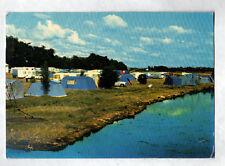 "SENE (56) PEUGEOT 404 & 403 au CAMPING ""VANNES SENE"" en 1971"