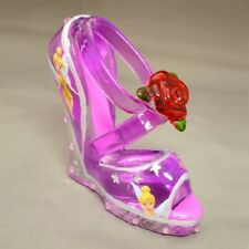 Soul Mate For Life Tink High Heeled Shoe Tinkerbell Fairy Pixie Disney Figurine