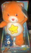 2002 The Care Bears Plush With Laugh A Lot Bear