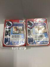 """New listing Mister Landscaper 2 Pack - 1/2"""" Sprinkler Adapter W/ Side 1/4"""" Barb Outlet"""