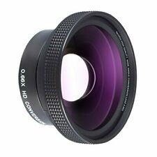 Raynox DCR-6600 Pro 0.66x 52mm HD Wide Angle Conversion Lens (pp)