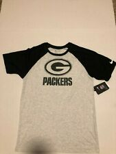 Nike Green Bay Packers  NFL Tee Shirt Mens XXL NWT Rare!