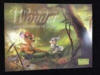 WDCC Disney 2004 Membership Guide - World of Wonder Bambi & Thumper Cover
