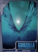 "Mothra Poster version 12"" Figure GODZILLA King of Monsters NECA. New"